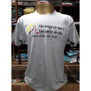 Camisa Montanhas Mineiras.... Loja Postal De Minas