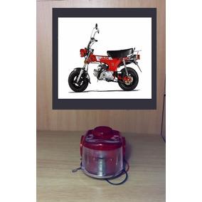 Repuestos Para Moto Dax Honda Y Similares Faro Posterior Dax