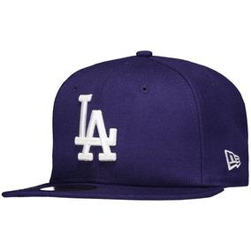Boné New Era Mlb Los Angeles Dodgers 5950 Roxo 953e31ba189