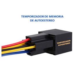 Autoestereo Es Accesorio Envio Gratis Temporizador Memoria