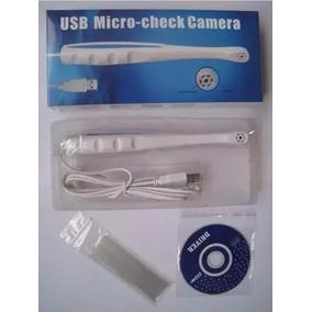 Camara Micro Check , 6 Leds 4 Mpx, Todo Uso En Belgrano