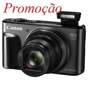 Câmera Canon Sx-720hs Wifi/ Nfc /20.3 Megapixel/ Zoom 40x