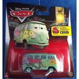 Fillmore Camioneta Volkswagen Van Samba Serie Cars Disney