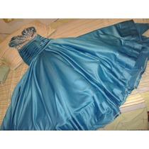 Vendo Hermoso Y Espectacular Vestido De Gala