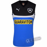 60% Off Camisa Regata Botafogo Oficial Treino Puma 2014 2015