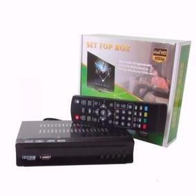 Aparelho Para Tv Antiga Tubo Conversor Digital Receptor Tv