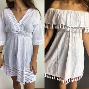 Vestidos Blancos Para Playa Ropa y Accesorios en Mercado Libre Per