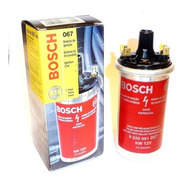 Bobina Bosch Universal Para Encendido Electronico (roja)