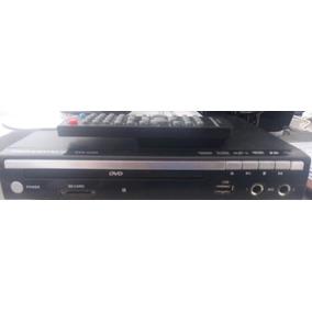 Dvd Player Com Usb/jack