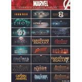 Todas Las Peliculas De Marvel - Peliculas Series Dvd Y Mas