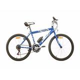Bicicleta Milano Rodado 26 Con Cambios