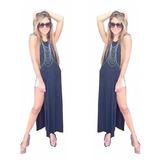 Vestido Blusa Nozinho Na Frente Viscolycra Antix Anitta 2701
