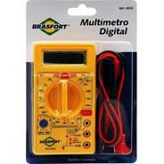 Multímetro Digital Brasfort Portátil