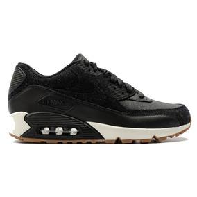 Zapatillas Nike Air Max 90 Premium Black / Negras
