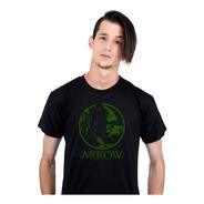 Arrow - Flecha Verde - Oliver Queen Remera De Comics