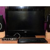 Cambio Tv Rca 32 Para Reparar Por Monitor Plano Grande