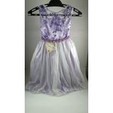 Vestido De Festa Infantil Princesa Sofia Luxo