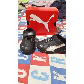Zapatos Puma Talla 21 Originales Como Nuevos