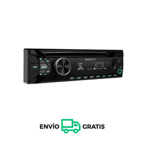 Estéreo Reproductor Cd Mp3 Radio Noblex Nxc1029 Env Gratis