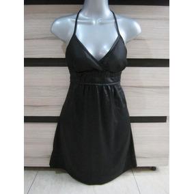 Vestido Negro Marca Guess Talla S