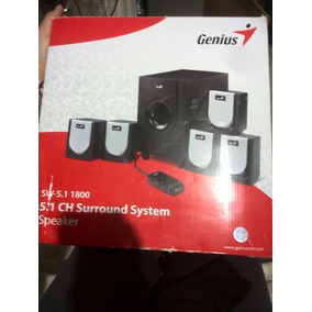 Ch Surround System 5.1