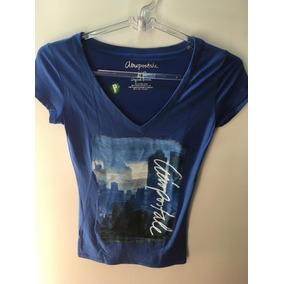 Camiseta Blusa Aeropostale Feminina P Small Tshirt A87 Aero