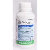 Biothrine Flow Bayer 100 Ml Rinde 10 Lt Insecticida Chinches