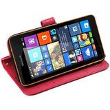 Funda Flip Tipo Agenda Nokia Lumia 535 635 Estuche Colores