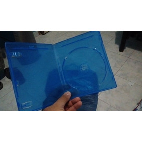 Estuches Blu Ray Azul Bolsa 60 Unid Nuevos