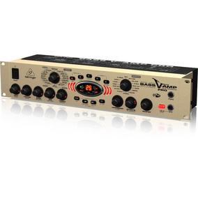 Rack Efeitos Baixo Behringer Bass V Amp Pro Lx1b-pro 127v
