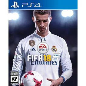 Fifa 18 Ps4 Fifa Soccer 2018 Português Midia Fisica Lacrado