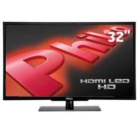 Tv Led 32'' Philco Ph32u20dsgw Hd Com Função Smart C