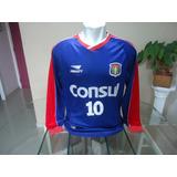 Camisa De Futebol Do São Caetano Consul Wilson 10 - Futebol no ... b42414bc10ef4