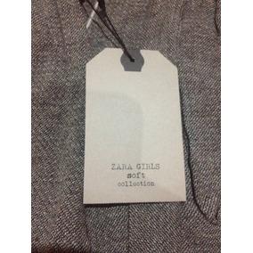 Pantalón De Niña Marca Zara Talla 4-5