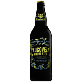 Cerveza Xocoveza Mocha Stout Insurgente 650ml