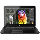 Laptop Hp Zbook 14 G2 Core I7 512 Gb Ssd 14 Hd Ram 16 Gb