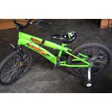 Bicicleta Rin 20 Tipo Freestyle Marca Lumig