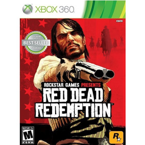 Juego Red Dead Redemption Xbox 360. Digital