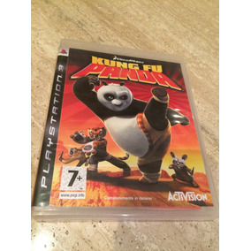 Video Juego Kung Fu Panda - Ps3 Playstation