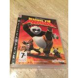Video Juego Kung Fu Panda - Ps3 Playstation