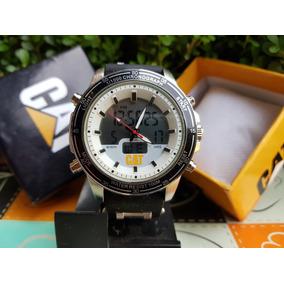 Relojes Cat Doble Tiempo En Caja Envio Gratis Dhl O Fedex