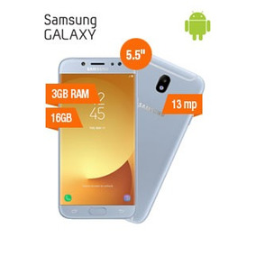 Smartphone Samsung Galaxy J7 Pro, 5.5 1920x1080, Android 7.