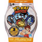 Yo-kai Watch Medal Mystery Bag 3 Medallas Sorpresa Original