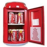 Mini Refrigerador - Retro Coca Cola