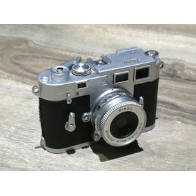 Camara Minox Mini Leica M3 De Colección