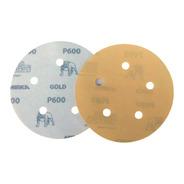 Disco Hookit Lixa Gold 125mm 100 Und - Mirka