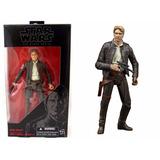 Figura Han Solo Star Wars Black Series 6 Envío Gratis