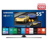 Pantalla Led Samsung Smart Tv 55p Base Plata Wifi + Envio