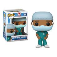Boneco Funko Pop Se Medicos Greys Anatomy Medicina Frontline