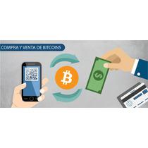 Bitcoin Excelente Tasa Compra Venta 100% Amplias Referencias